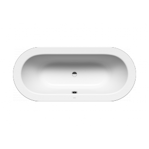 Стальная ванна Kaldewei Classic Duo Oval Wide 180x80 мод. 115